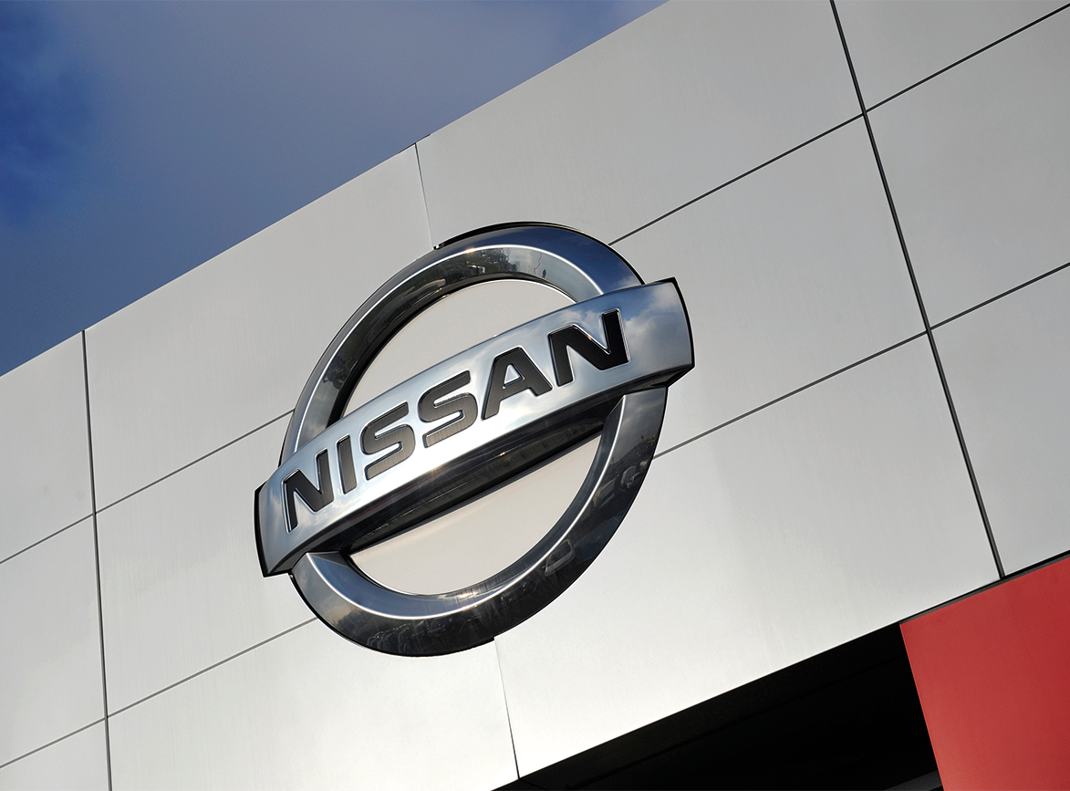 Nissan corporate sales