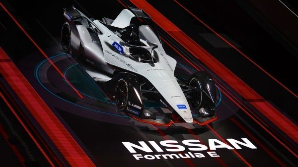 ABB-FIA-Formula-E-Rennserie