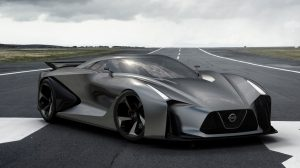 Experience Nissan - Concept car - 2020 Vision Gran Turismo