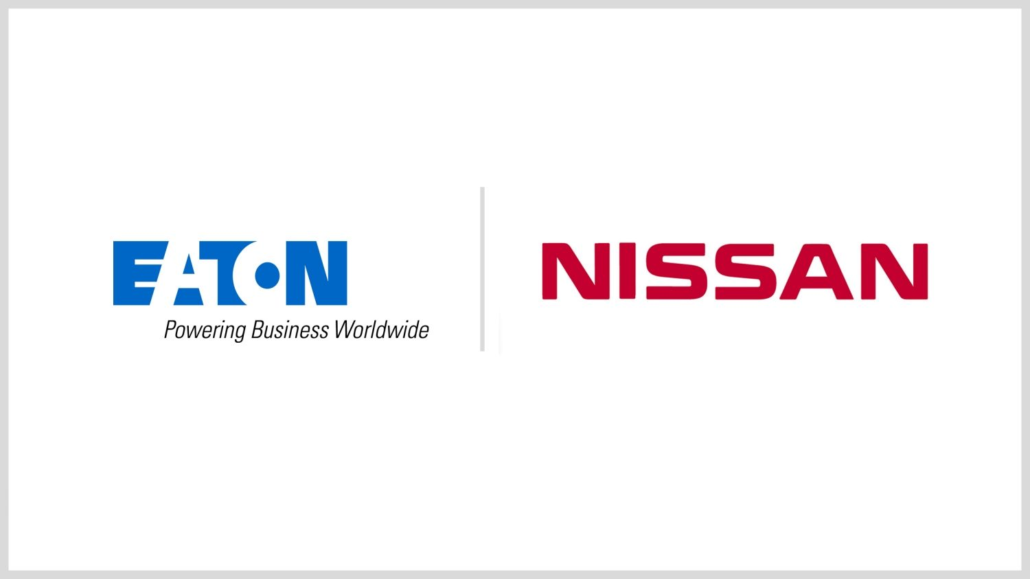 Eaton and Nissan collaboration