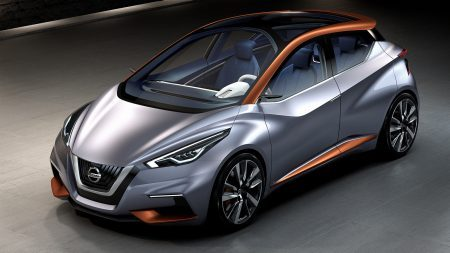 Experience Nissan - Concept car - Sway