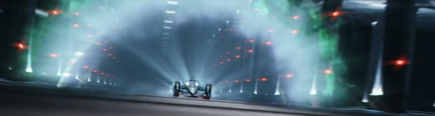 Animation Nissan Formule E