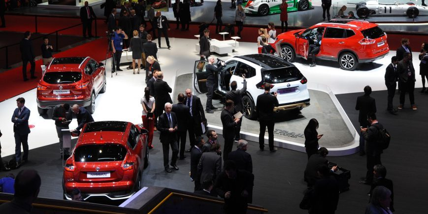 Events Experience Nissan Nissan - Car events