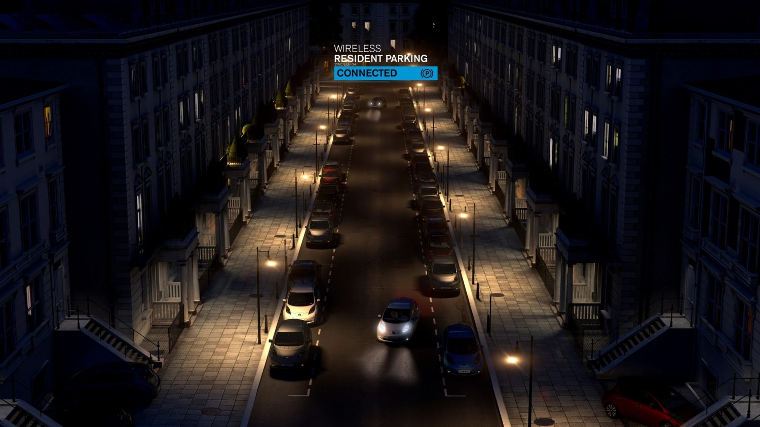 Cars that autonomously park and charge, all while you're fast asleep, will populate the streets of our future.