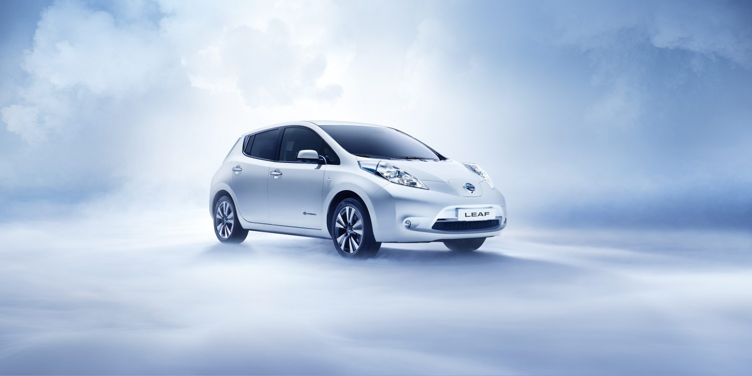 Nissan have become the first carmaker in Europe to produce 50,000 electric vehicles.