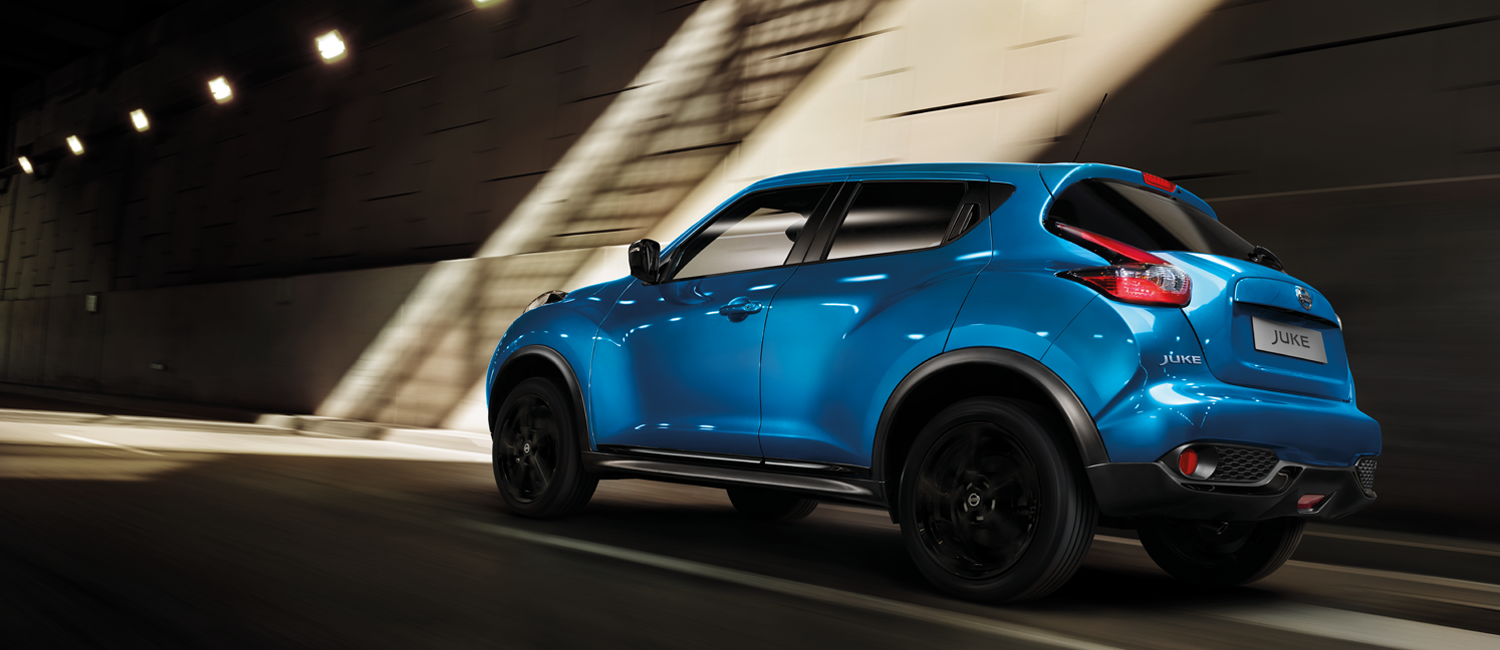 Geneva Motorshow 2018 - 2018 Nissan Juke even more stylish and sporty