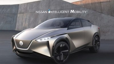 Nissan Intelligent Mobility IMx-conceptauto