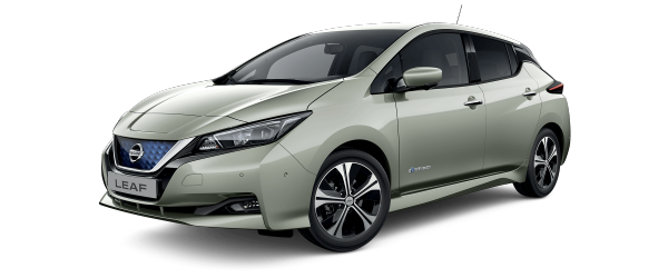 Nissan LEAF N-CONNECTA « Nuage de printemps »