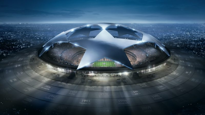 Upplev Nissan - UEFA Champions League-partner