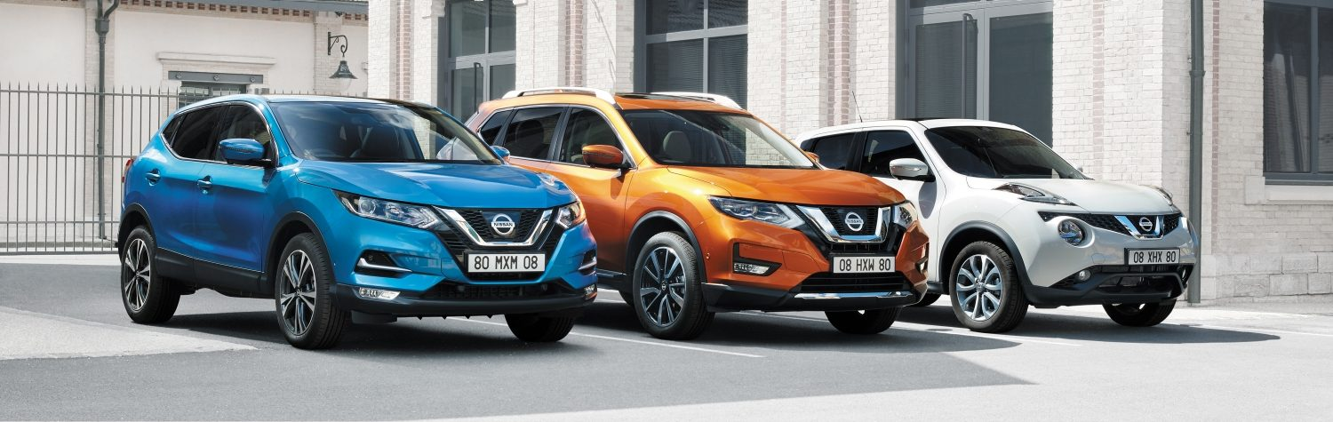 Crossovers - Crossover range | Nissan