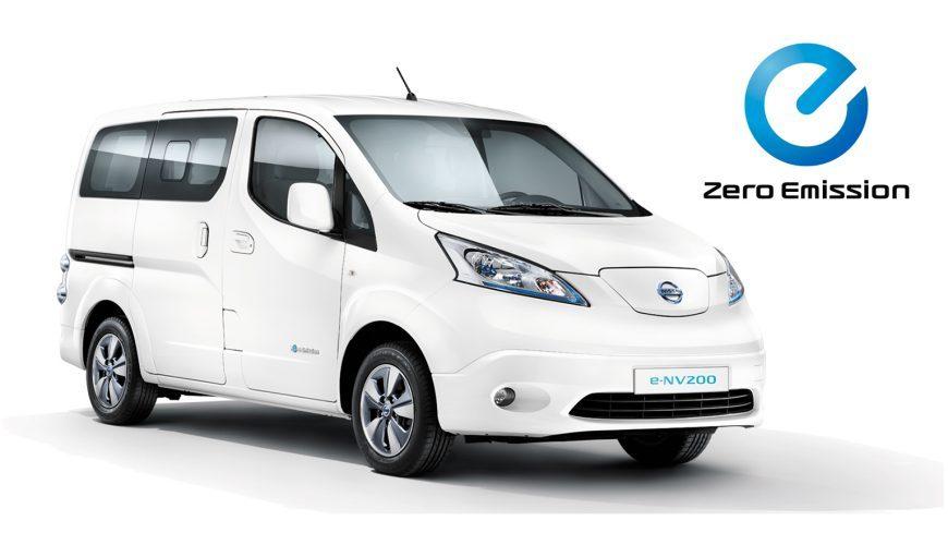 Nissan E Nv200 Evalia