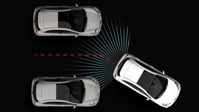 Nissan hatchback range | Parking Slot Measurement technology