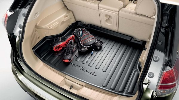 Nissan X-Trail - Accessories - Utility - Soft trunk liner