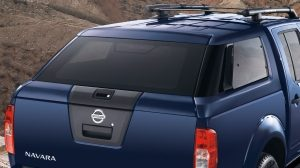Nissan Navara - Accessories