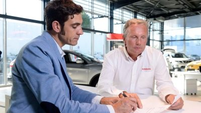 Nissan - Financiamento - Renting