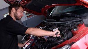 Nissan - Maintenance and repair - Batteries