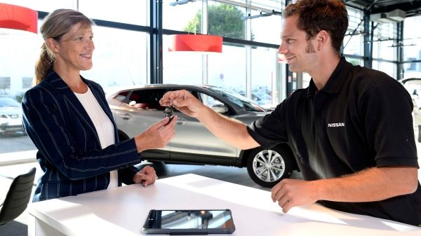 Nissan - Warranty - Transferable contract