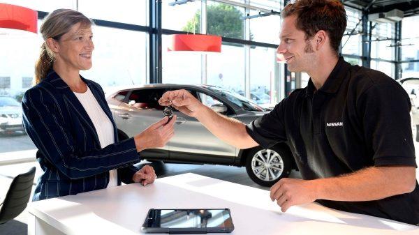 Nissan - Warranty - Transferable contract