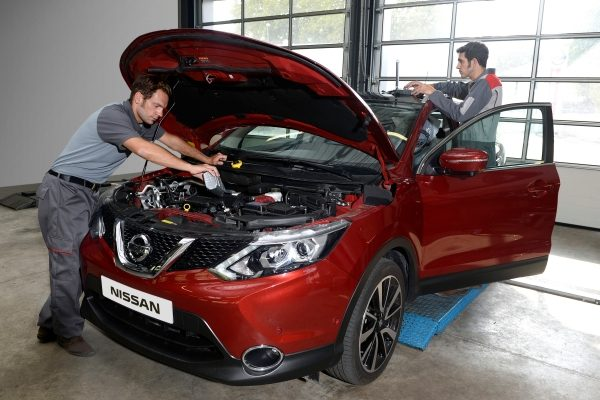 NISSAN SERVICE CARE REPAIR