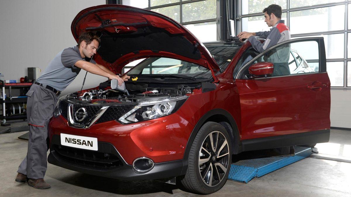 Nissan - Ownership - Maintenance and repair