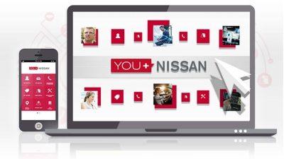 NISSAN – Kunden – YOU+NISSAN Portal