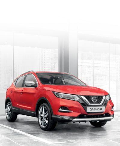 on sale 7cc4e 31068 Nissan QASHQAI N-MOTION rouge - vue 3 4 face