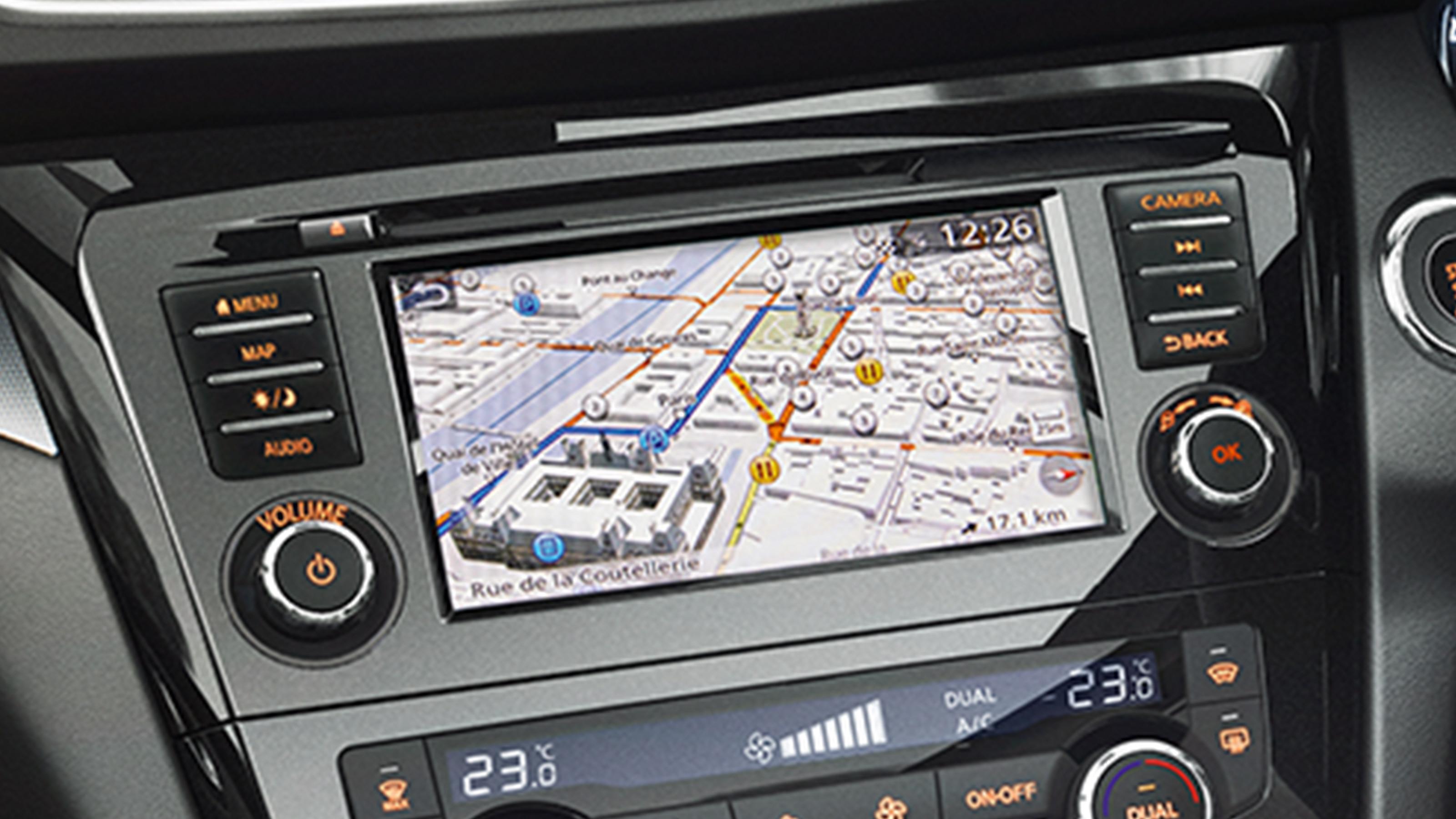 Nissan Qashqai | Tech Urban SUV | Nissan