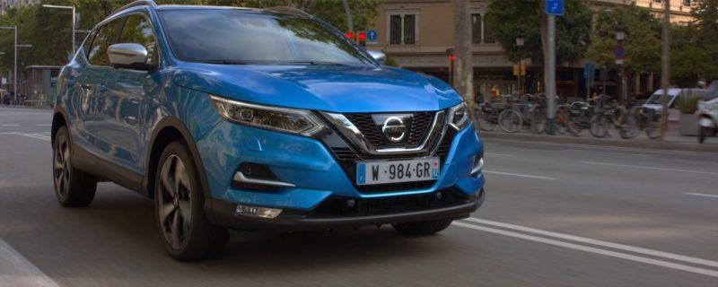 Nissan QASHQAI | SUV urbain technologiquement avancé | Nissan