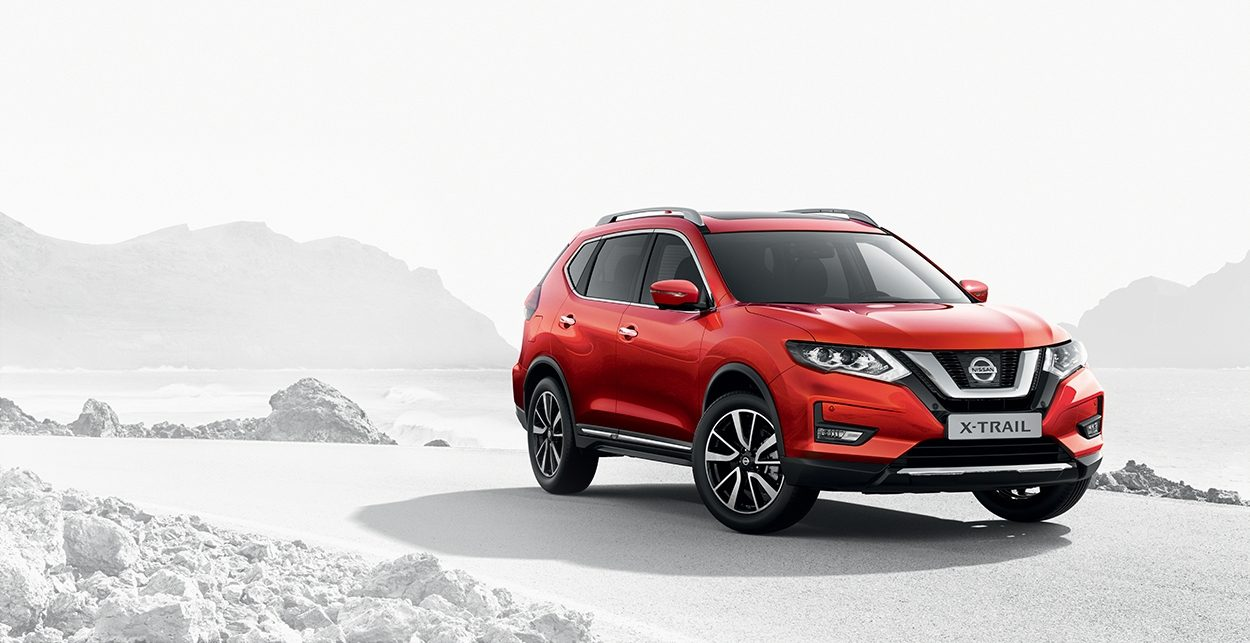 New Nissan X Trail 4x4 5 Or 7 Seater Car Nissan