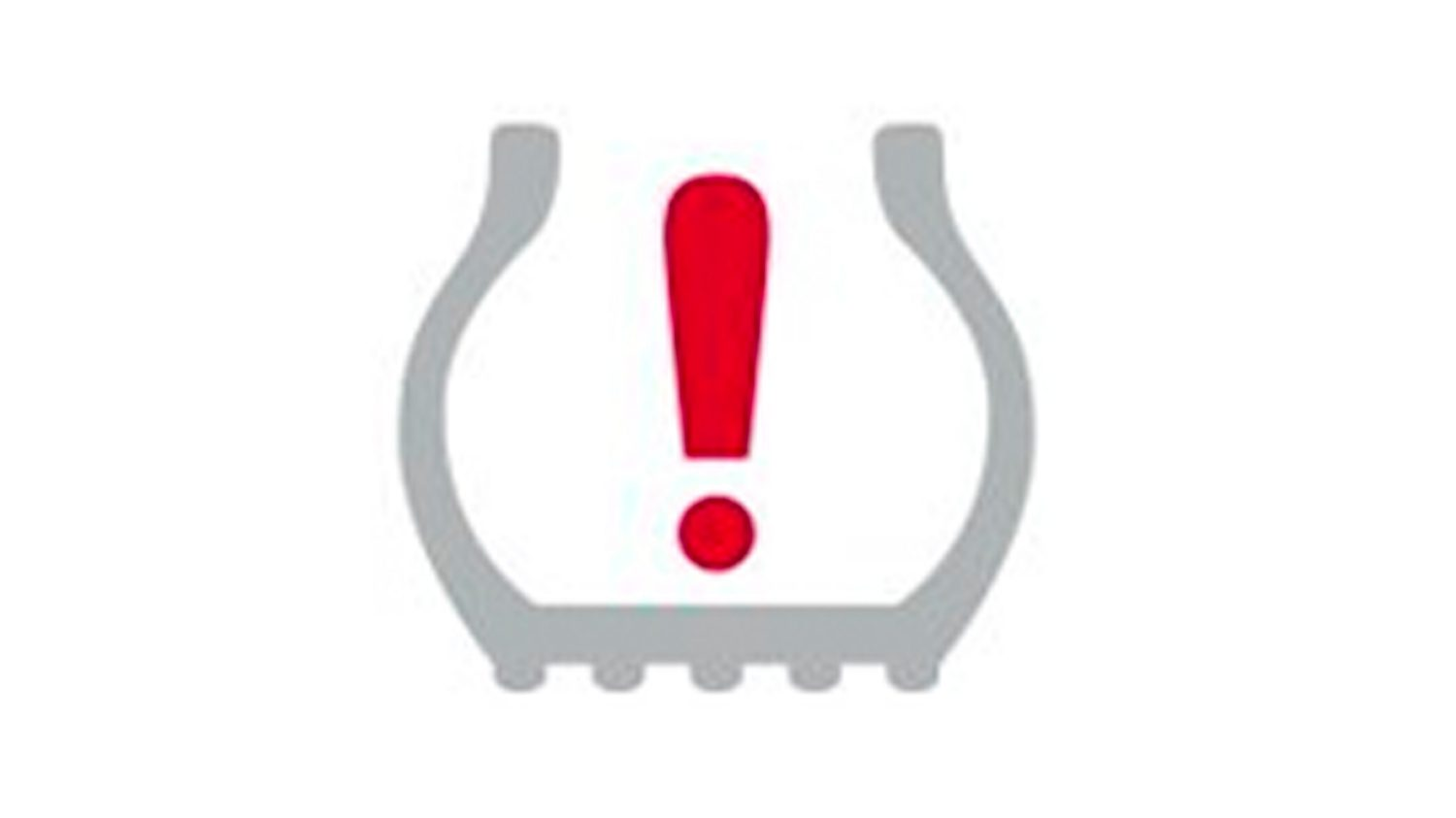 Nissan e-NV200 EVALIA TPMS pictogram