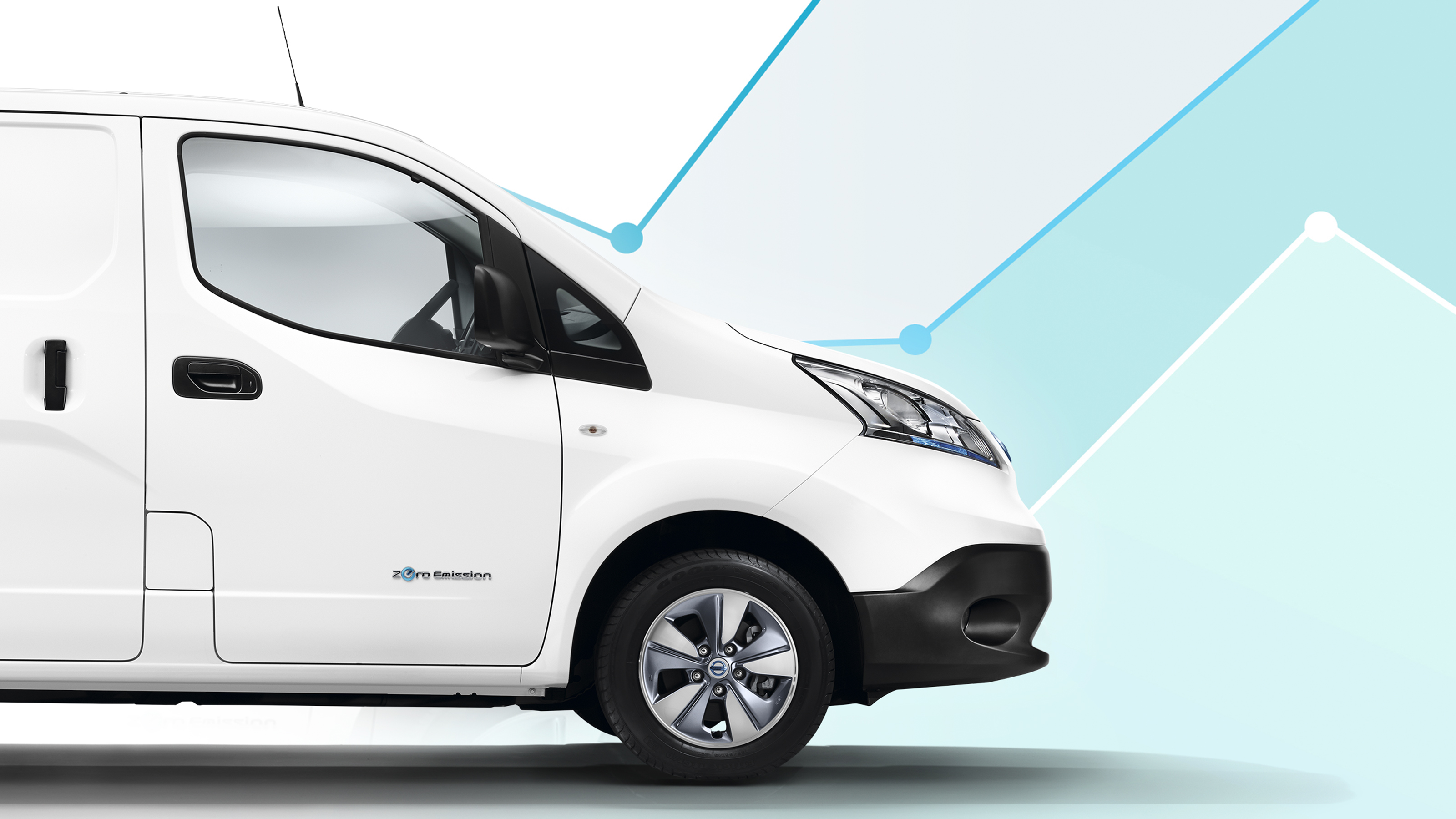Nissan E Fourgon Électrique Nv200 Utilitaireamp; jLpSUGqzMV