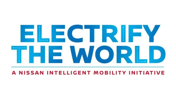 Electricity the world Logo