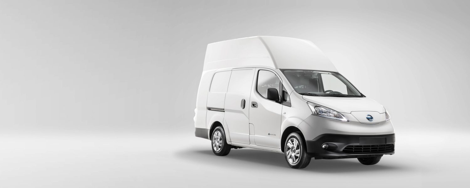 Packshot of the e-NV200XL