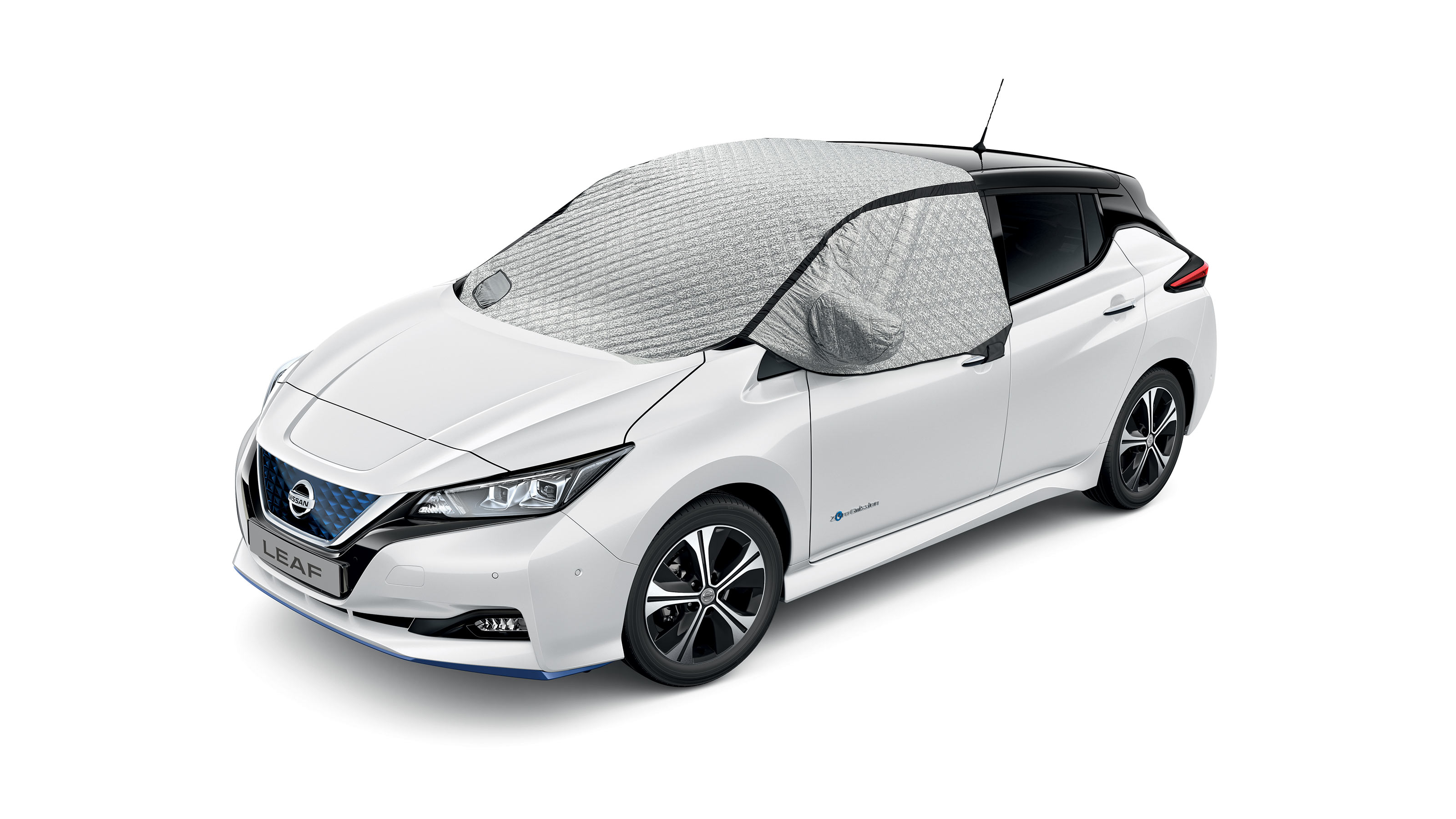 Nissan LEAF all climate cover