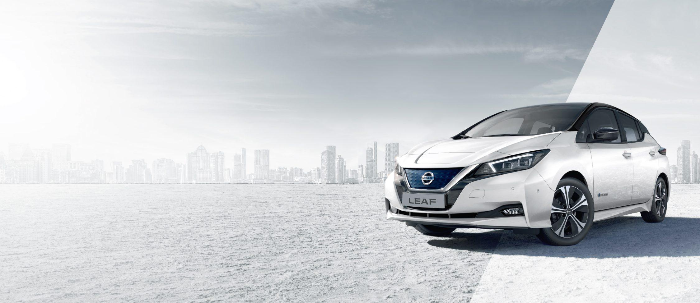 Nissan LEAF - Voiture électrique la plus vendue en Europe en 2018 ... f8ee586f0e5
