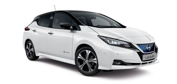 reputable site f5b69 a28ff Nissan LEAF - Voiture électrique la plus vendue en Europe en 2018 ...