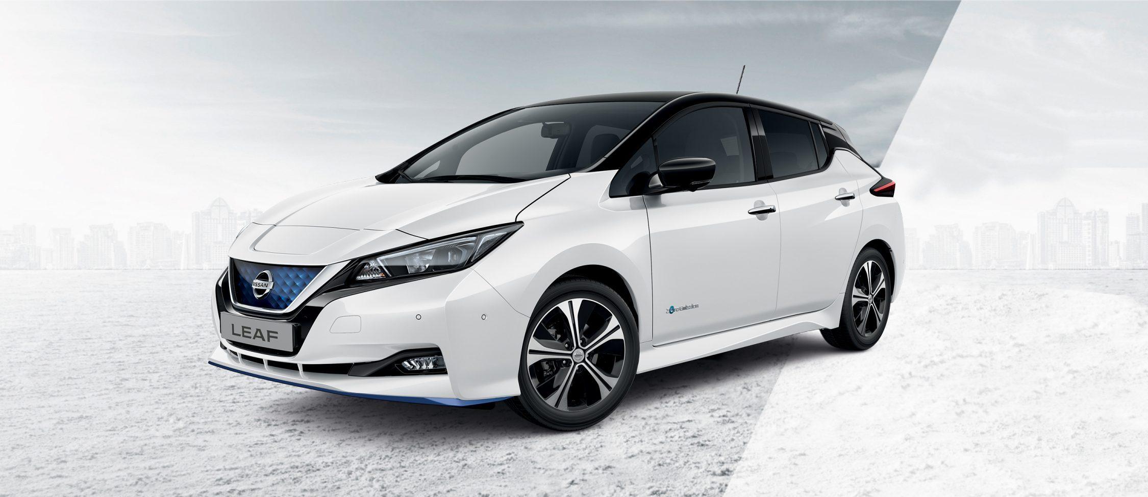 Nissan LEAF - Voiture électrique la plus vendue en Europe en 2018 ... 71510e56bd