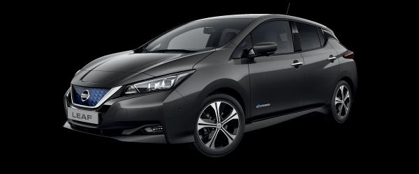Nissan Électrique Vendue En Voiture Leaf Plus Europe La 2018 HEW9eID2Y