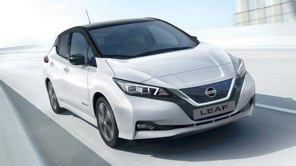 Europe La Nissan 2018 Électrique Plus En Vendue Leaf Voiture QrCeEWdxBo