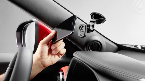 Nissan JUKE smartphone holder magicmount Dash / Window