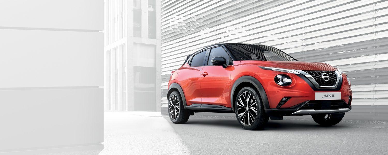 Nissan Juke 2019 Kleine Suv Coupé Accessoires Nissan