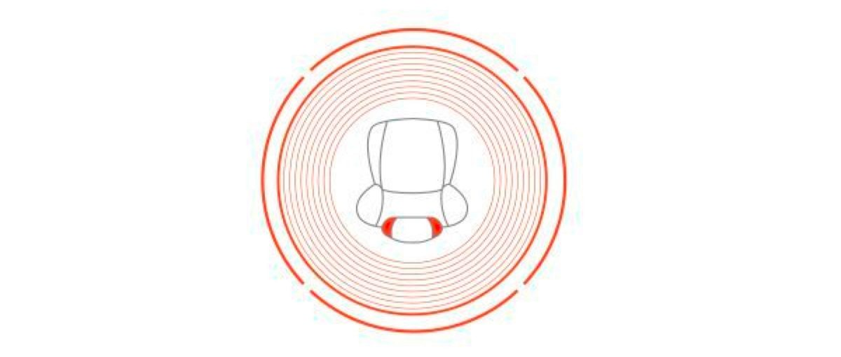 Nissan JUKE Bose full immersion icon