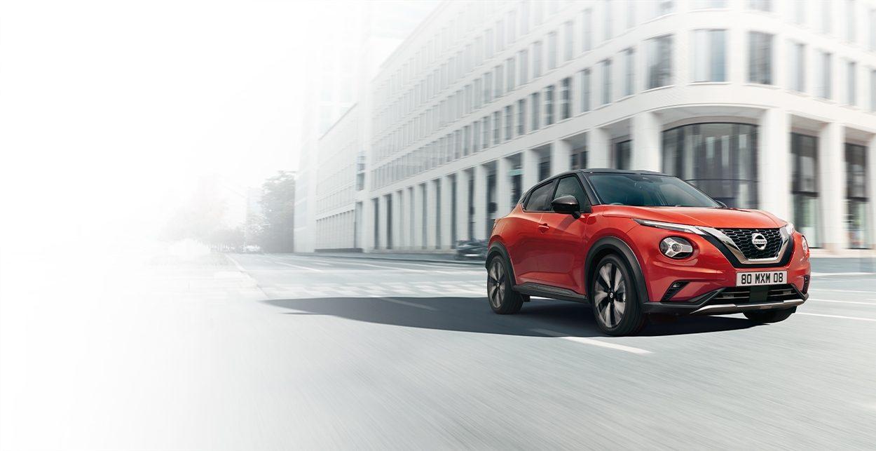 New Nissan Juke 2019 Small Suv Coupe Nissan