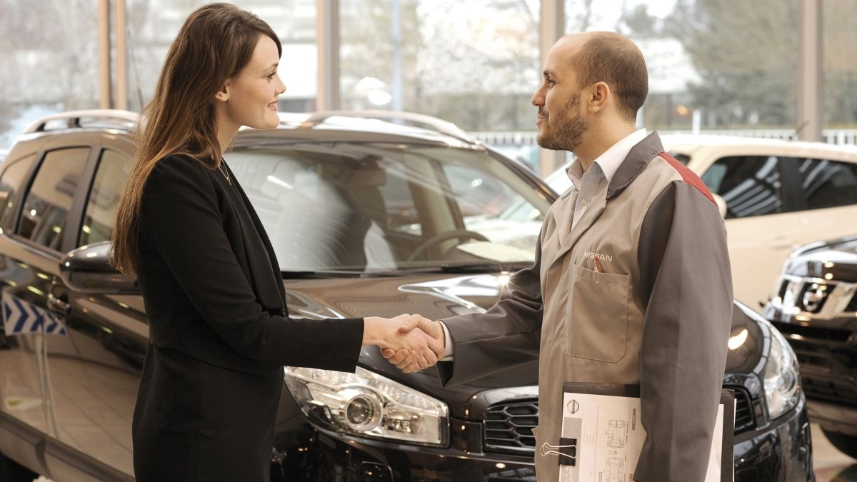 Logo You + Nissan