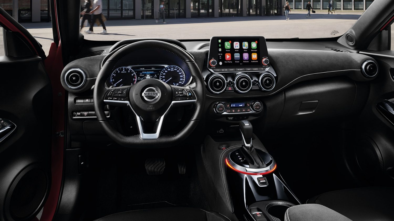 Nissan Juke 2021 Interior