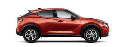 Crossover-Modelle & SUV – NISSAN JUKE, Seitenansicht | NISSAN