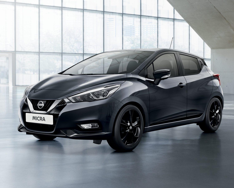 2020 Nissan Micra Spesification