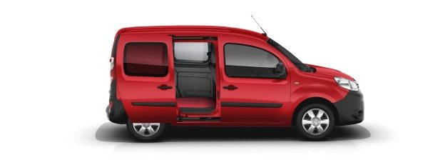 Nissan NV250 VAN L1 red profile