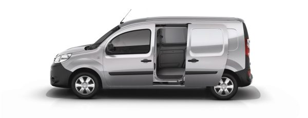 Nissan NV250 VAN L2 grey profile