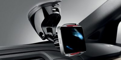 Nissan Micra smartphone holder